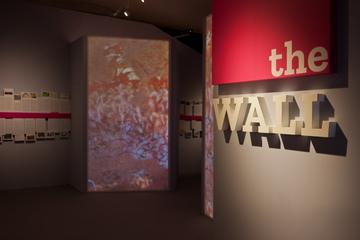 The WALL exhibition