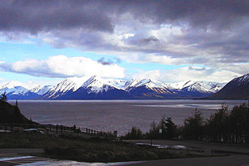 Anchorage to Whittier Half-Day Tour with Hotel Pickup