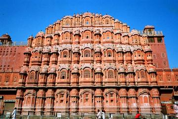 Day trip to Jaipur from delhi
