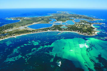 Full Day by Seaplane to Rottnest Island Small Group Trip