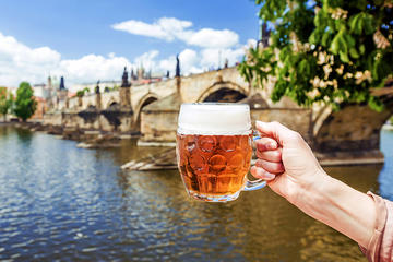Prague Czech Beer and Pub Evening Tour