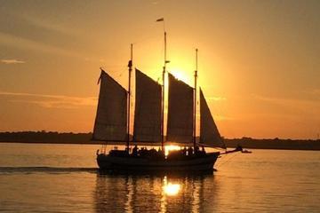 Charleston Schooner Sunset Sail
