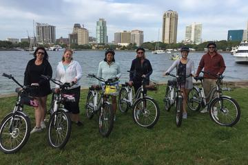 Day Trip Small-Group Electric Bike Tour of Historic St Petersburg near Saint Petersburg, Florida