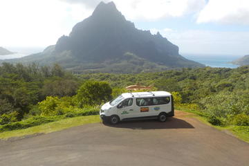 Private Tour of Moorea by...