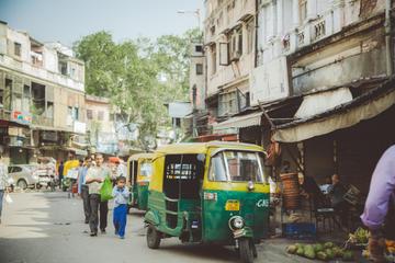 Delhi Sightseeing by Tuk Tuk
