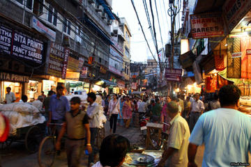 Full Day Shopping Tour in Delhi