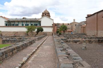 Private Historical Walking Tour of Cusco
