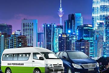 Kuala Lumpur Airport Transfer Taxi & Van Service