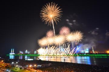 Pohang International Fireworks Festival from Seoul or Busan