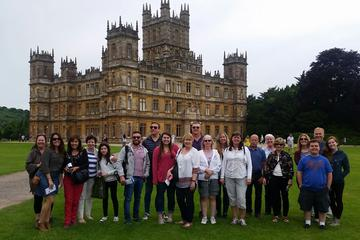 Downton abbey tour with lunch and highclere castle 2018 for Downton abbey tour tickets