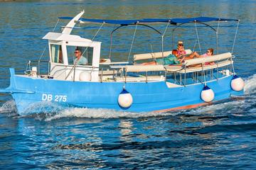 Boat for PRIVATE TOUR -ideal for Family and friends recreation - Dubrovnik Old Town and Elaphite islands