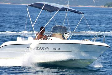 Rent a SPEEDBOAT FISHER17  with...