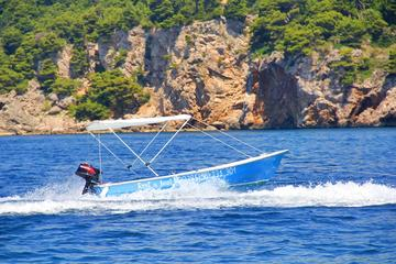 Your own sea story - Rent a BOAT - explore Dubrovnik by your self