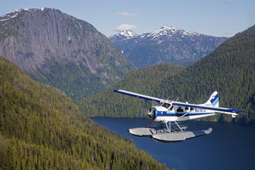 Ketchikan Floatplane Ride and Crab Feast