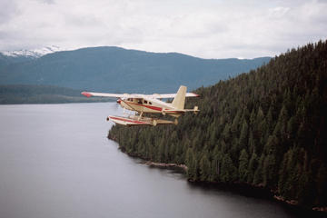 Ketchikan Shore Excursion: Floatplane Tour and Crab Feast