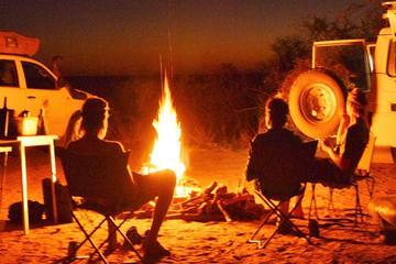 Overnight Camping Chobe National Park