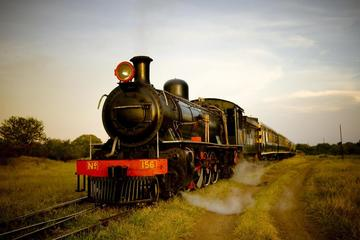 The Royal Livingstone Express Steam...