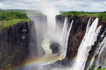 Victoria Falls and Safari with Sunset...