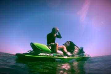 Guided Jet Ski and Snorkel Tour of...