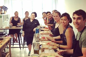 3.5 Hour Small-Group Traditional Greek Cooking Class