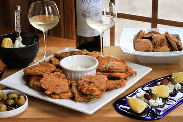 Greek Wine and Meze Masterclass