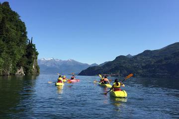 Small Group Lake Como Kayaking Tour...