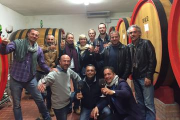 Brunello di Montalcino, small biodynamic wineries
