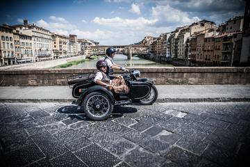 Florence Vintage Sidecar Motorcycle Tour