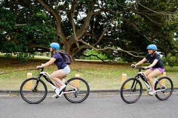 Best of Manly Guided Electric Bike Tour