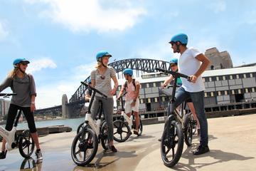 Sydney Harbour Bridge E-Bike Tour