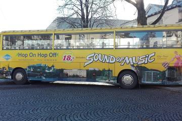 Hop-on hop-off stadstour Salzburg