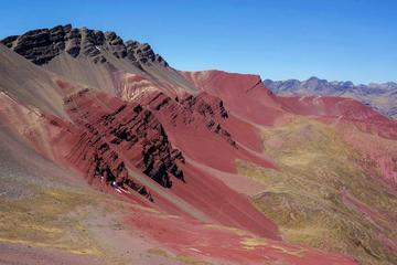 Full-day Rainbow Mountain and Red Valley Trip from Cusco