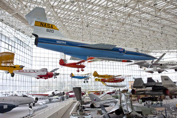 Admission to The Museum of Flight