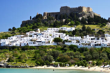 Rhodes Old Town and Lindos Full-Day...