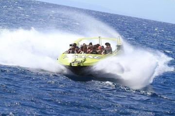 Kaanapali Ocean Adventures  home of the Insane Jet Boat  1 hour tours