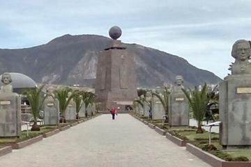 Private Sightseeing Tour of Mitad del Mundo from Quito