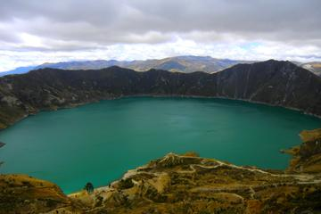 Private Sightseeing Tour Quilotoa Lake
