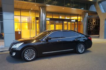 Private Transfer: Gimpo International Airport to Seoul Hotels