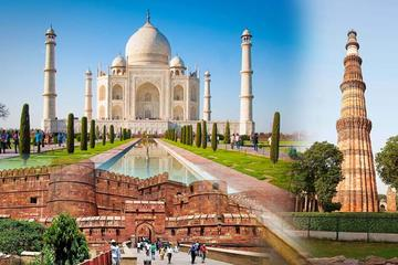 05-Star Hotel Tour Package: 03-Days Golden Triangle Tour from Delhi