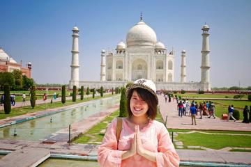 06-Night Golden Triangle Tour with Udaipur from Delhi