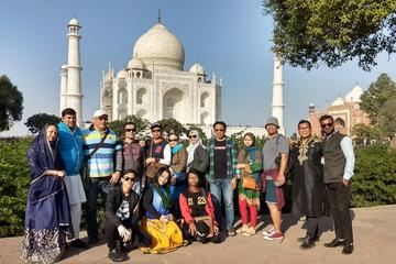 17-Days Royal Rajasthan Tour with Tigers & Taj Mahal from Delhi