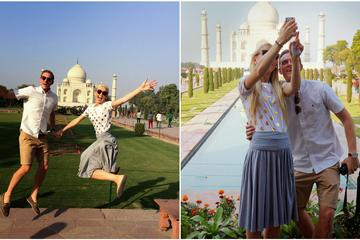 Day Trip to Taj Mahal from Delhi by Mercedes