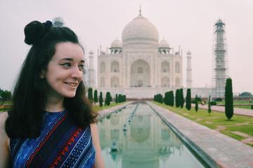 One Day Taj Mahal & Agra Tour from Delhi by Super-Fast Train