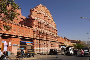 Private Jaipur (Pink City) Full-Day Tour