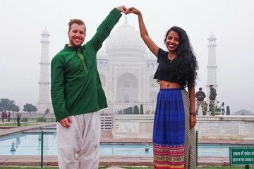 Private Tour: 02-Days Taj Mahal Sunrise & Sunset Tour from Delhi