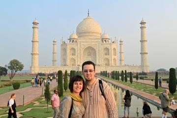 Private Tour: 03-Days Golden Triangle Tour to Jaipur and Agra from New Delhi