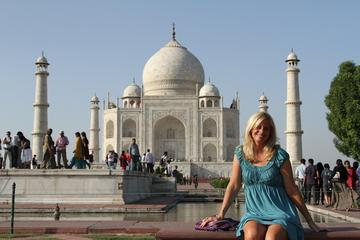 Private Tour: 03-Nights & 04-Days Golden Triangle Tour from Delhi