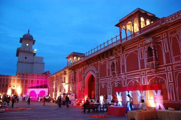 Private Tour: Full-Day Jaipur City Tour from New Delhi