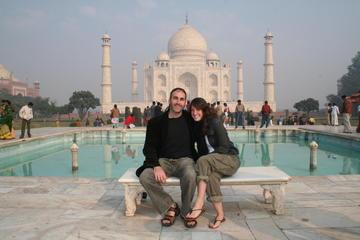 Private Tour: Full-Day Local Taj Mahal, Agra Fort, Baby Taj & Mehtab Bagh Tour