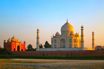 Recommended by Viator: 06-Hour Taj...